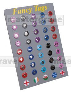 Increase you sales with this stunning pet tag display board