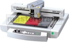 Roland EGX-30A Flat Bed Engraving Machine