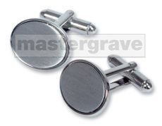 *Amazing offer* 100 Satin Finished Cufflinks (CUFF1)